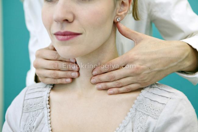 Как проверить щитовидку в домашних условиях самостоятельно с 98