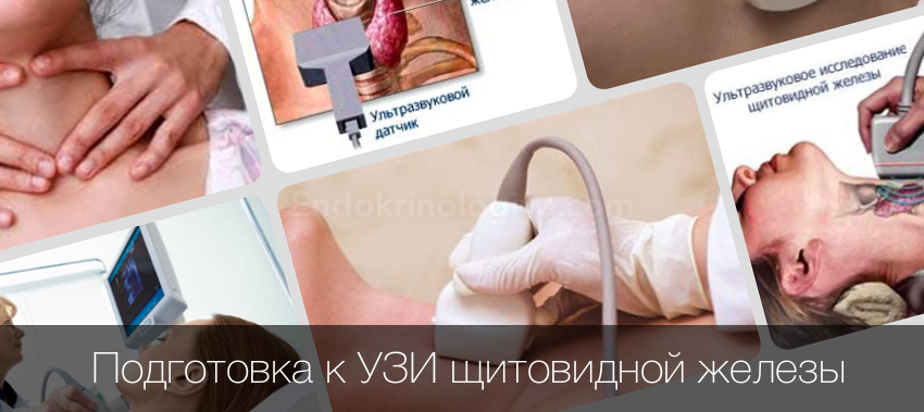 Подготовка к узи щитовидки у женщин