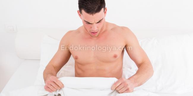 Может ли из за мастурбации снизится тестостерон