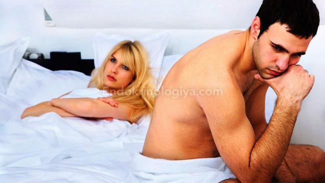 Юношеский оргазм от онанизма